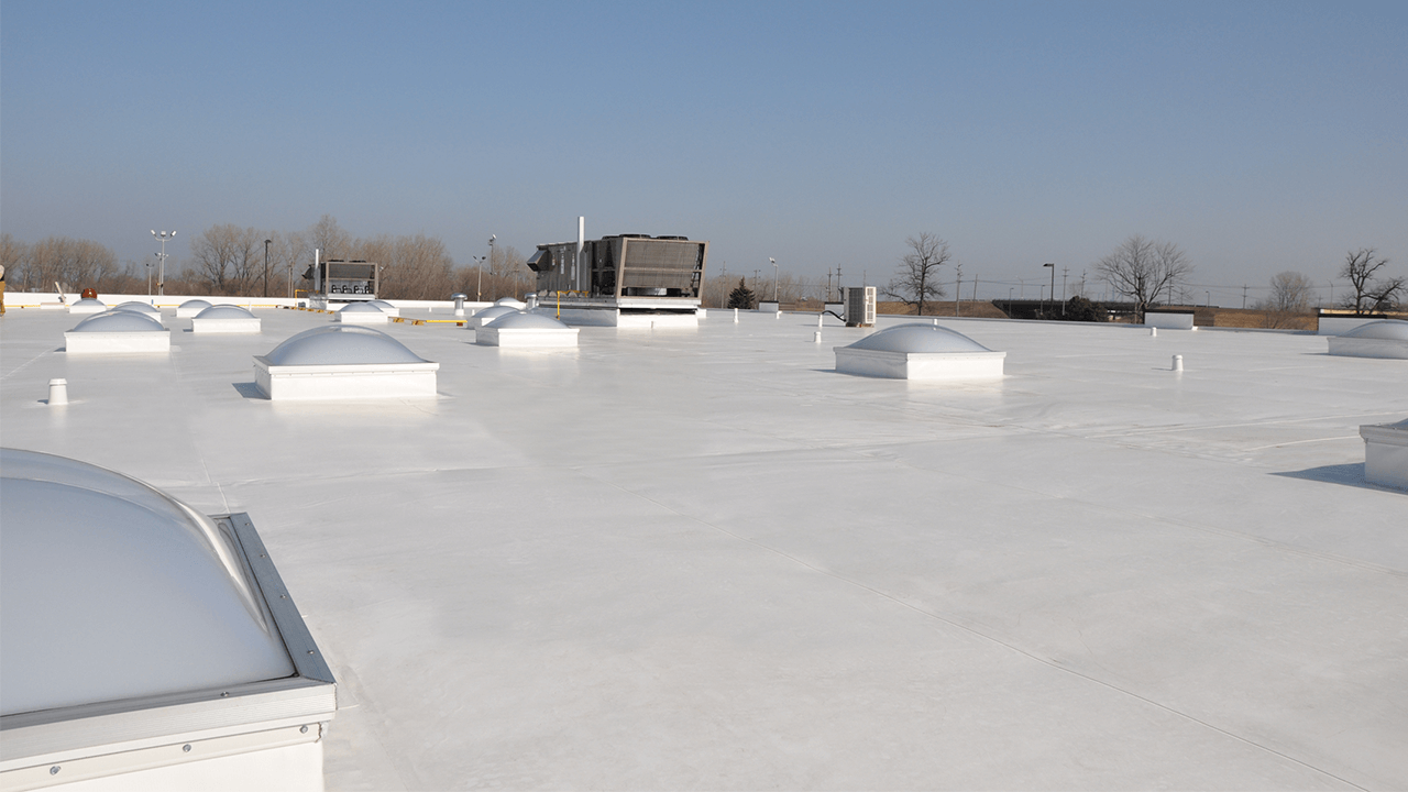 Duro Last Single Ply Roofing