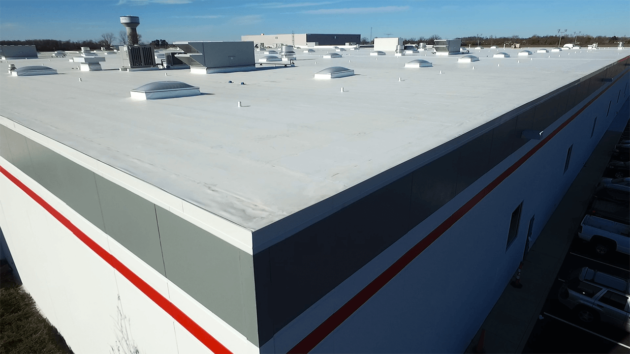 Kee Roofing Membrane Low Temperature Roofing Systems