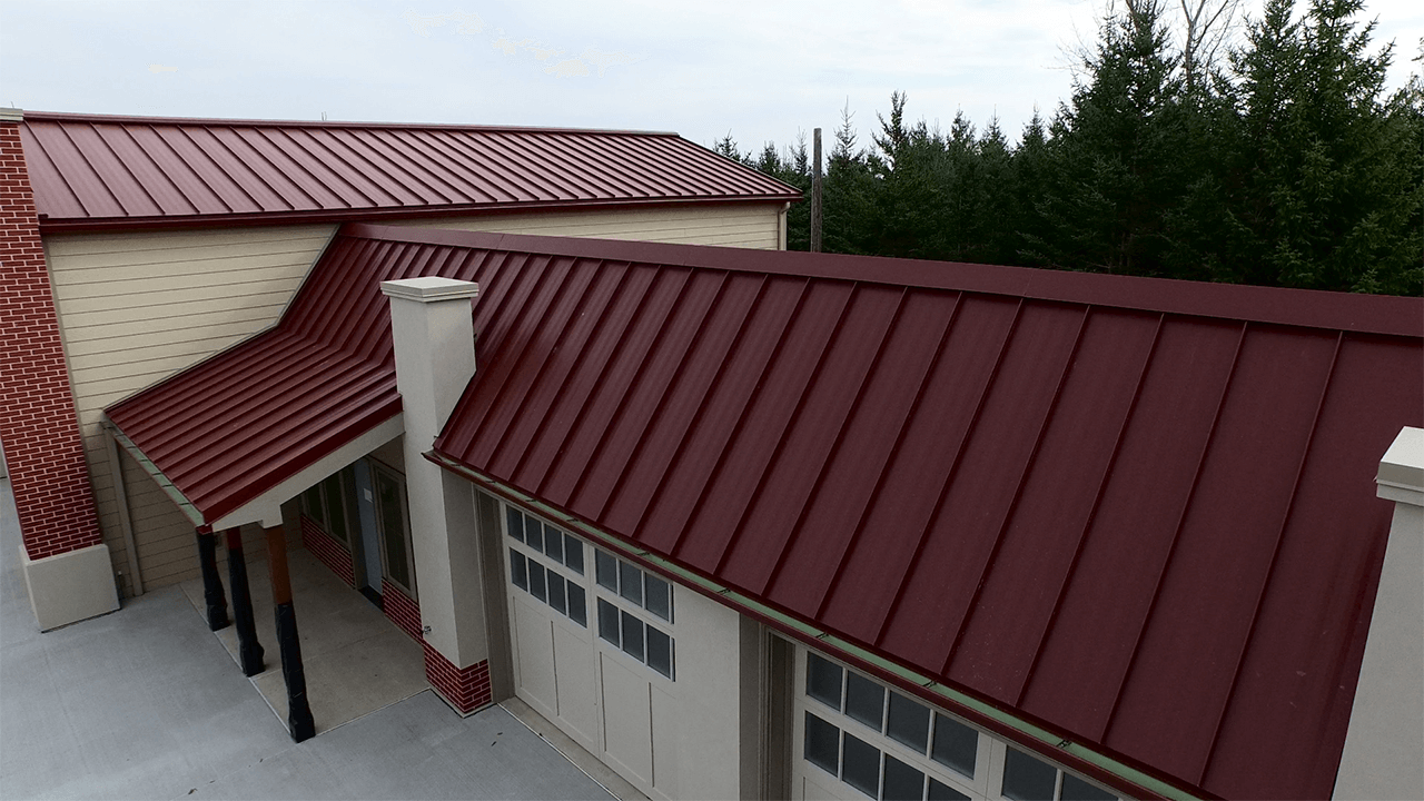 Metal Roofing Commercial Metal Roofing Duro Last Inc