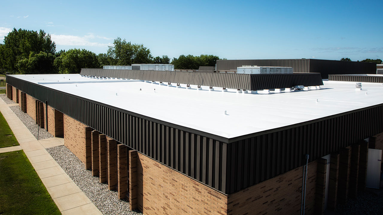 Roofing Systems For School Buildings Duro Last Roofing Inc