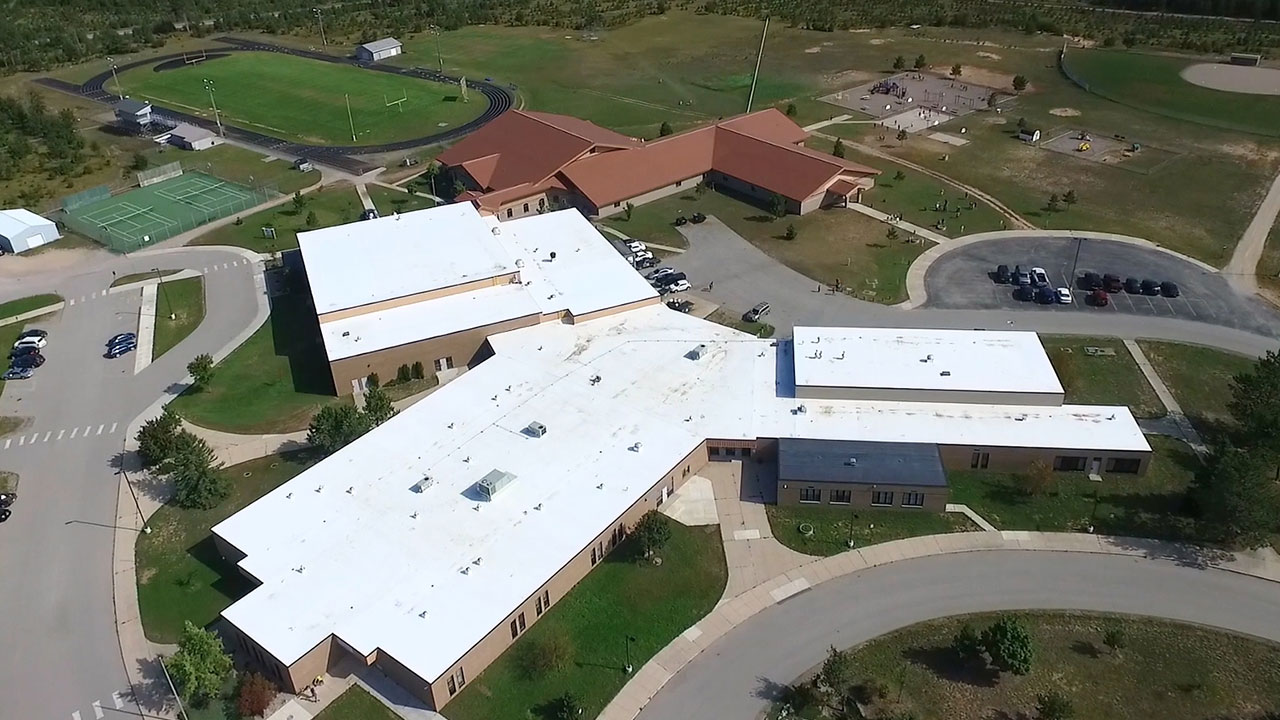 Roofing For School Buildings School Roofing Solutions