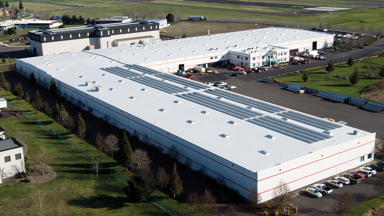 Industrial Roofing - Warehouse Roofing Systems | Duro-Last Roofing, Inc.