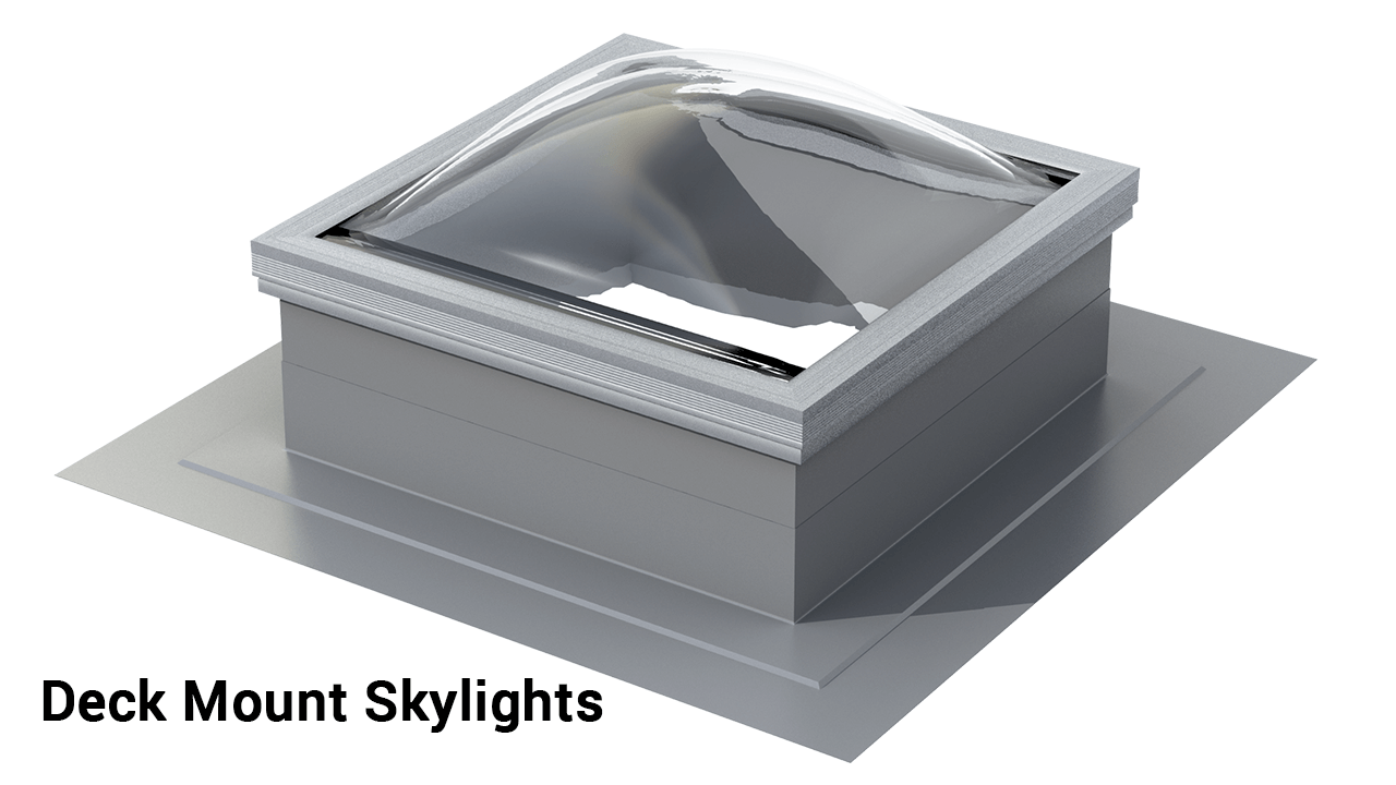 Commercial Roof Skylights Commercial Skylight Systems
