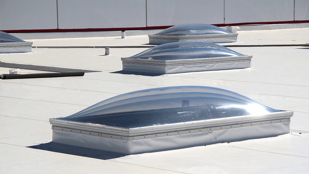 Commercial Roof Skylights Systems Duro Last Inc