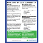 More About the KEE in Duro-Last® EV